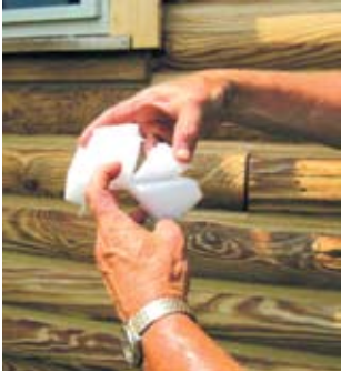 Energy Seal Log Caulk