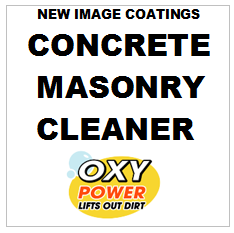 Concrete Masonry Cleaner Banner